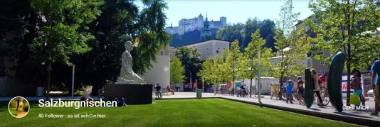 Salzburgnischen auf Google+ - Bilder und Videos aus den kulturellen und natürlichen Nischen der Stadt Salzburg